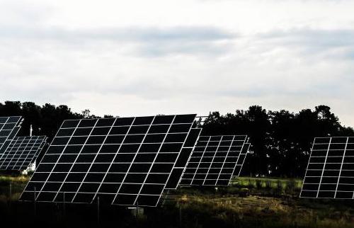 China Solar Farm