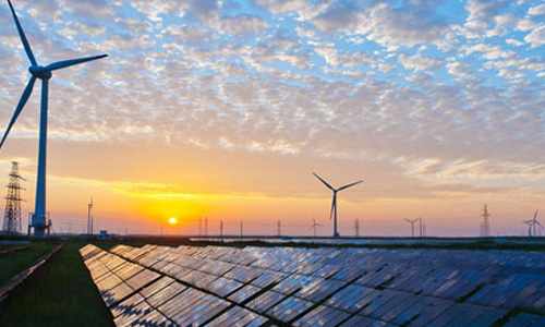Global Renewable Energy Technology