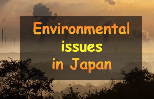 Japan Environment Issues