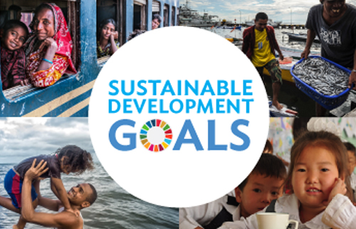 Sustainable Development Goals Asia