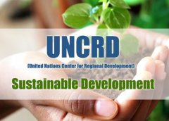 The Support of UNCRD In Sustainable Development Communities