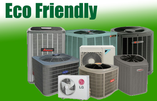 Eco-Friendly Air Conditioning