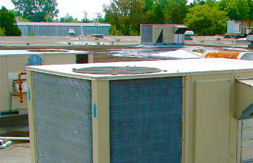 High Rise HVAC Systems